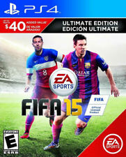 FIFA 15 - Ultimate Team Edition - Game Disc - Excellent [Sony PlayStation 4]