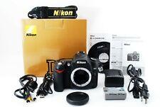 Nikon D90 12.3MP DSLR Cámara Digital Cuerpo De Japón Fedex [ EXC #463A 707