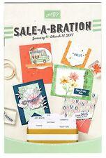 Stampin' Up! Sale-a-Bration Catalog 2017