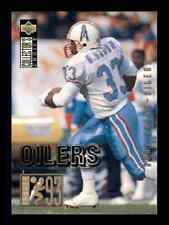 1994 Collector's Choice Silver #41 Gary Brown I93 Houston Oilers