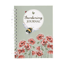Wrendale Gardening Journal Garden Notebook Country Set Design
