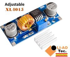 5A XL4015 DC-DC Step Down Adjustable Power Supply Module LED Lithium Charger