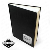 Daler Rowney - Ebony Artist's Hardback Sketch Book - 150gsm - A4 Portrait