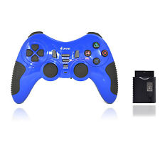 2.4 Ghz Wireless Gamepad Game Controller Joystick for PS2 PS3 Windows PC Laptop
