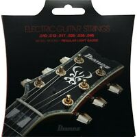 Ibanez IEGS61 Electric Guitar Strings 6 String / Regular Light Free Shipping!!