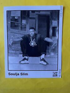 "Soulja Slim Press Photo 8x10""."