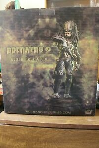 Sideshow Collectibles Predator Elder Statue, Never Opened, Limited 219/350