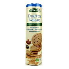 (10,58 EUR/kg) Allos Duetto Doppelkeks Kakao mit Amaranth bio 330 g