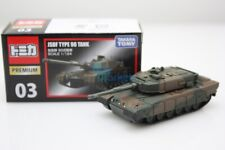 Takara Tomy Tomica Premium 03 JSDF Type 90 Tank Scale 1/124  Diecast Toy Car