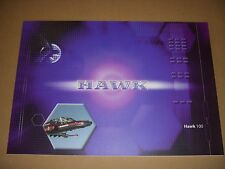 OLD HAWK 100 PROMOTIONAL BOOKLET - BAE SYSTEMS