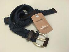 New Ben Sherman Woven Cord Belt Bnwt Designer Belt Medium 32-34 Designer £29 Y8