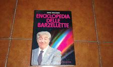 GINO BRAMIERI ENCICLOPEDIA DELLE BARZELLETTE I EDIZIONE DE VECCHI 1988