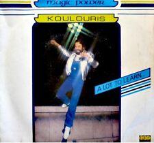++MAGIC POWER koulouris/a lot to learn SP 1980 GF2 RARE VG++