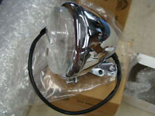 "Harley 5 3/4"" headlamp Softail XL FXR Dyna headlight 67708-97 NOS EP12445"