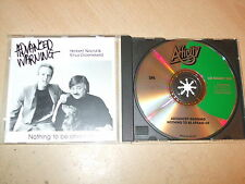 Advanced Warning - Nothing To Be Afraid of - Noord & Groeneveld (CD) Mint/New