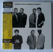 Ian Dury & The Blockheads-Laughter JAPAN MINI LP 2cd OBI NUOVO VICP - 64055-6