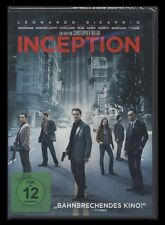 DVD INCEPTION - Leonardo DiCaprio + Michael Caine *** NEU ***