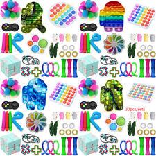 1-30PCS Kids Figet Fidget Toys Set Sensory Tools Bundle Stress Relief Hand Toy