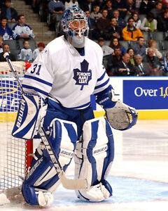 Curtis Joseph Toronto Maple Leafs - Unsigned 8x10 Photo