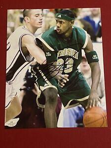 Lebron James, LA Lakers Signed Autographed St.Vincent HS 8x10 Photo W/COA