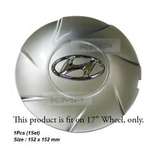 "OEM Genuine 17"" Wheel Center Hub Cap Cover 1Pcs For HYUNDAI 2011-2013 Elantra/MD"