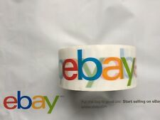 ebay Branded Packaging Shipping Tape 1 Roll 75 Yards 2 Mil Thickness