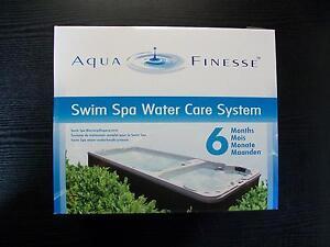 Aquafinesse spa de nage