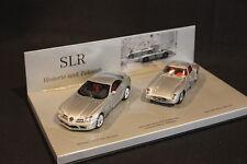 Kyosho Mercedes-Benz CLK-DTM AMG (satz) 1:43 Silver (JS)