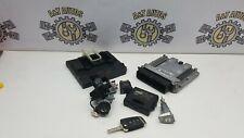 VW GOLF MK7 GTD 2.0 TDI DGCA AUTO ENGINE ECU KIT WITH KEY LOCK SET 04L907309R
