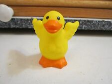 Fisher Price Little People farm barn Yellow Goose Duck pond water flap Park NEW