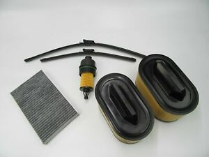 Maserati Ghibli Quattroporte Levante oil air filters wiper blades #579