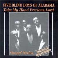 The Five Blind Boys Of Alabama - Take My Hand Precious Lord [CD]