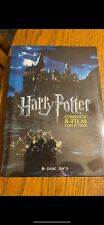 Harry Potter - The Complete 8-Film Collection (Dvd, 2011, 8-Disc Set) Brand New