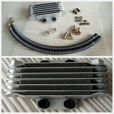 NEW Oil Cooler Radiator High Performance Refit Accessories For Racing Motorcycle