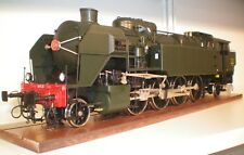 Fulgurex Locomotive à vapeur Piste 1 BR 141 Métal numérique Märklin KM1 Kiss