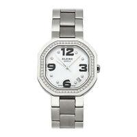 Clerc C-One Ladies Mother-of-Pearl Steel Bracelet Watch C1D-LB1WHITE