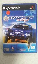 Master Rallye Sony PlayStation 2 PS2