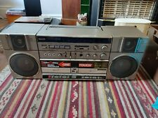More details for aiwa ca-w10 rare 1980's boombox