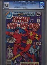 Superboy #248 CGC 9.8 (1979) & Legion of Super-Heroes Highest Grade