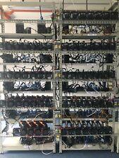 CRYPTO MINING 7 RIGs with NVIDIA P104-100 x 56 cards