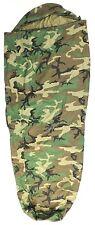 4 Piece Modular Sleep System Sleeping Bag Bivy Cover MSS USGI Army Military M81