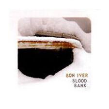 BON IVER - Blood Bank NUOVO CD SINGOLA