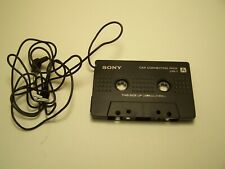 Sony car connecting pack cpa-7 Cassette Adapter Mp3 Cd Genuine Used