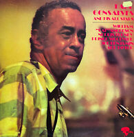 RARE JAZZ LP PAUL GONSALVES AND HIS ALL STARS OG FRENCH RIVIERA 1970