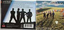 MATIA BAZAR LAURA VALENTE CD BENVENUTI A SAUSALITO 1997 MADE in ITALY fuori cat.