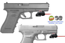 ArmaLaser GTO RED LASER for Glock 17 19 20 21 22 23 29 30 31 32 34 35 37 38 41