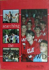 Junior High School Yearbook Carmel Indiana IN Clay Junior HS Reflections 1998