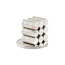 100Pcs 6x1mm Neodymium Disc Super Strong Rare Earth N35 Small Fridge Magnets