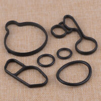 6x Oil Cooler Seals Gaskets for Chevrolet Cruze Sonic Trax Encore 1.4L 55565385