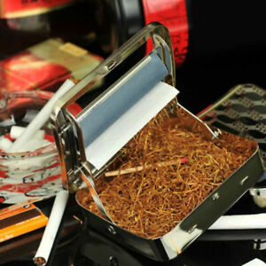 High Quality Metal Automatic Cigarette Tobacco Roller Machine Rolling Box L0Z0